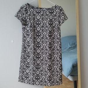 Zara Print Mini Dress